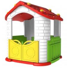 Inlea4Fun WIXI detský záhradný domček - farebny Preview