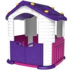 Inlea4Fun WIXI detský záhradný domček - fialovy Preview