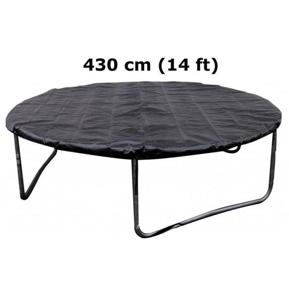 AGA ochranná plachta na trampolínu s celkovým priemerom 430 cm