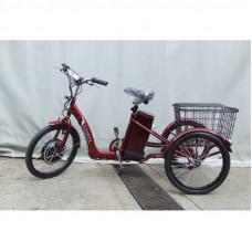 Lofty  3-kolesový nákupný elektrický bicykel Preview