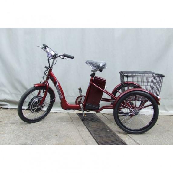 Lofty  3-kolesový nákupný elektrický bicykel
