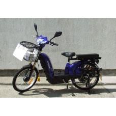 Elektrický bicykel Z-TECH ZT-10 (modrý) Preview
