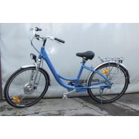 Elektrický bicykel Z-TECH LITHIUM (modrý)