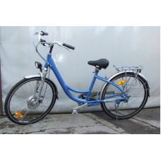 Elektrický bicykel Z-TECH LITHIUM (modrý) Preview