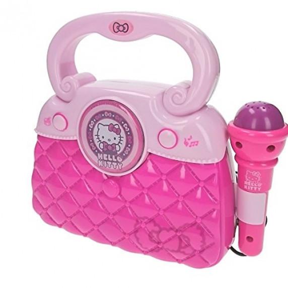 Trendy taška s mikrofónom a melódiou REIG Hello Kitty