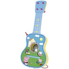 Akustická gitara REIG 2339 Peppa Pig Preview