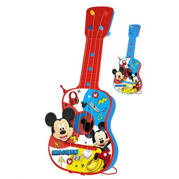 Gitara so 4 strunami REIG Mickey Mouse  5575