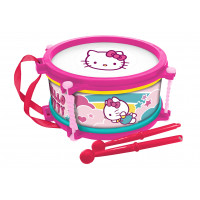 Bubnový set 16 cm REIG Hello Kitty 1514