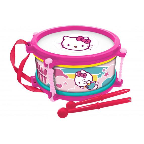 Bubnový set 16 cm REIG Hello Kitty 1514
