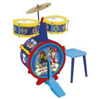 REIG Tlapková Patrola bubnový set 2511