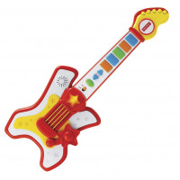 FISHER PRICE Rocková eletrická gitara so zvukom - 380030