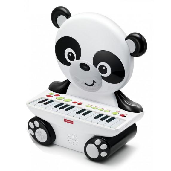 Syntetizátor panda s 25 klávesmi FISHER PRICE