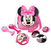 Kabelka s hudobnými nástrojmi REIG 5532 Minnie Mouse