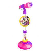 REIG 5542 Minnie Mouse mikrofón so stojanom