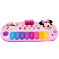 Syntetizátor 8 klávesový REIG 5533 Minnie Mouse