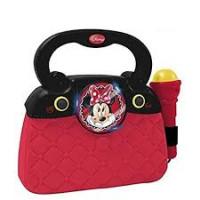 Trendy taška s mikrofónom a melódiou REIG 5262 Minnie Mouse