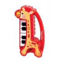 Môj prvý syntetizátor žirafa FISHER PRICE