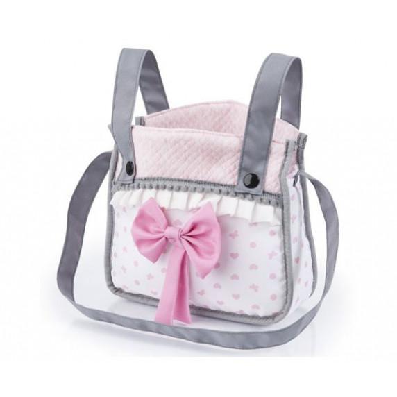Detský kočík 67x41x68 cm REIG Trendy Luxus - Ružový
