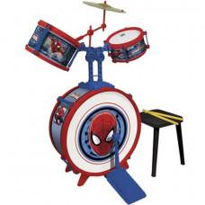 REIG Spiderman bubnový set so sedlom 555 Preview