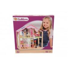 SIMBA - Drevený domček pre bábiky s príslušenstvom Preview