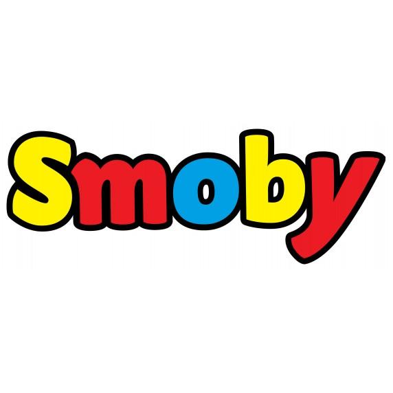 Detská pracovná dielňa Autá 3 Smoby s otáčacou pracovnou plochou a 21 doplnkami