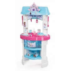 Detská kuchynka Smoby Frozen - Ľadové kráľovstvo s 22 doplnkami modrá Preview