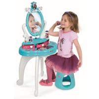 SMOBY - Ľadové kráľovstvo FROZEN Toaletný stolík so stoličkou
