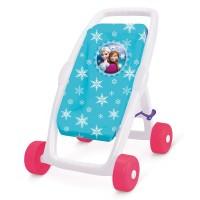 Detský kočík pre bábiku Frozen Smoby bugina