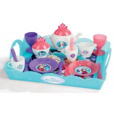 Detská servírovacia súprava Frozen Smoby so 17 doplnkami modrá Preview