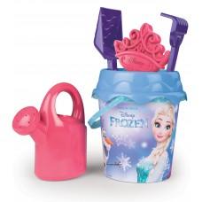 Detský set Frozen Smoby s vedierkom a krhlou 6 dielov od 18 mesiacov Preview