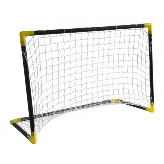 SPARTAN set futbalových bránok 76,5 x 66,5 x 52,5 cm s loptou