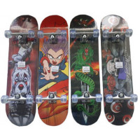 SPARTAN Skateboard Super Board 31""