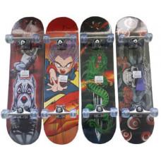 "SPARTAN Skateboard Super Board 31"" Preview"