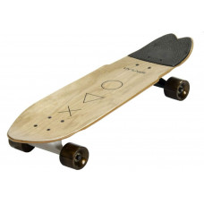 "SPARTAN Skateboard Cruiser Board 28"" Preview"