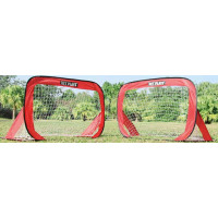 SPARTAN Set futbalových bránok Pop Up Soccer Goal 125 x 80 cm