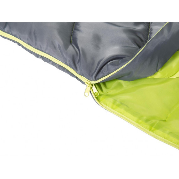 Spací vak BESTWAY 68102 Pavillo Hibride 220x75x50 cm - sivá/zelená