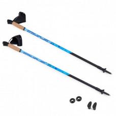HOLE SPOKEY NORDIC WALKING CUBE II trekingové palice - modré Preview