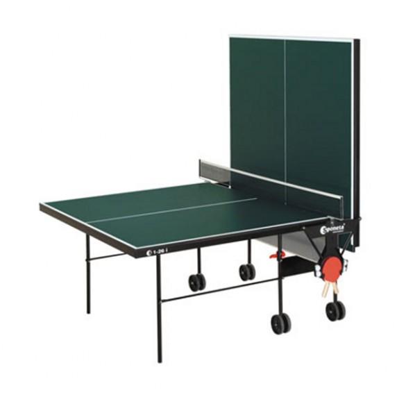 Stôl na stolný tenis SPONETA S1-26i - zelený