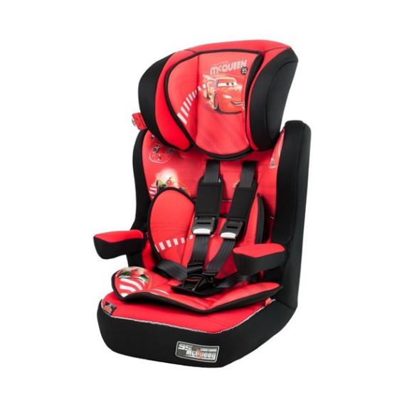 Autosedačka Nania I-Max Sp Lux Cars red