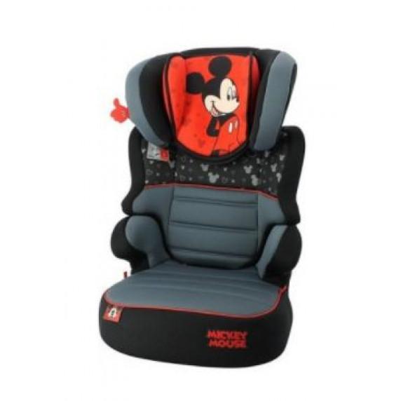 Autosedačka Nania Befix Disney Luxe Mickey Mouse - sivá