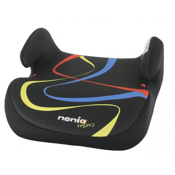 Nania FIRST Topo Comfort 2020 Autosedačka - podsedák 15 - 36 kg - Grafik