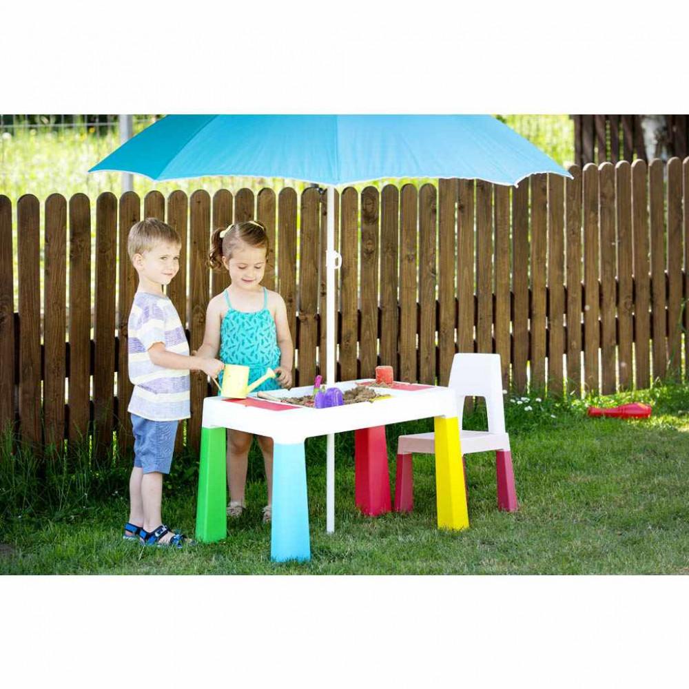 7e240daf0961 ... Tega Multifun detská sada stolček a stolička - multicolor ...