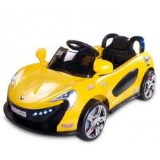 Elektrické autíčko Toyz Aero - 2 motory a 2 rýchlosti žlté Preview