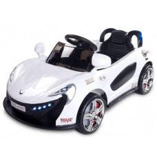 Elektrické autíčko Toyz Aero - 2 motory a 2 rýchlosti biele Preview