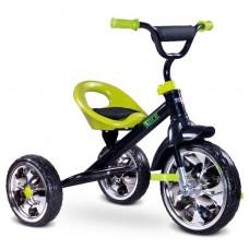 Toyz York Detská trojkolka green Preview