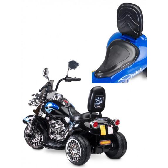 Elektrická motorka Toyz Rebel black