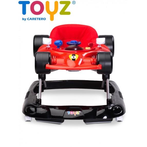 Detské chodítko Toyz Speeder - red