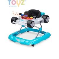 Detské chodítko Toyz Speeder - silver