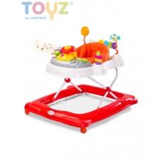 Detské chodítko Toyz Stepp - red Preview
