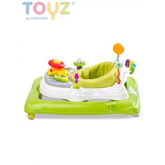 Detské chodítko Toyz Stepp - green